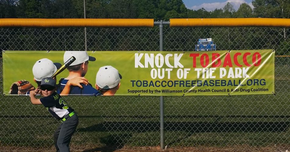 Knock Tobacco Banner